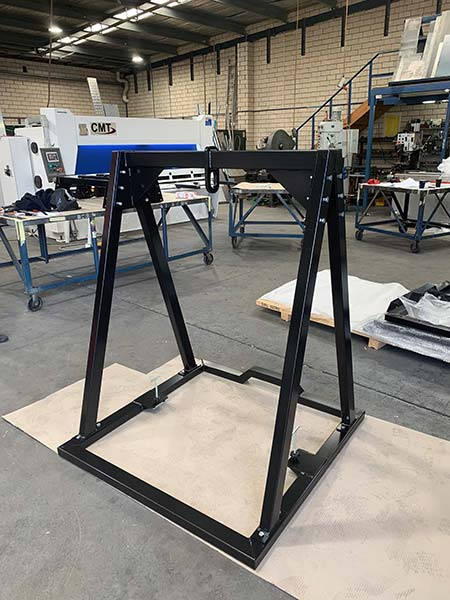 Aluminium Gantry Frame