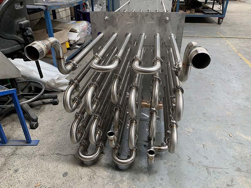 Stainless Steel Tube Work