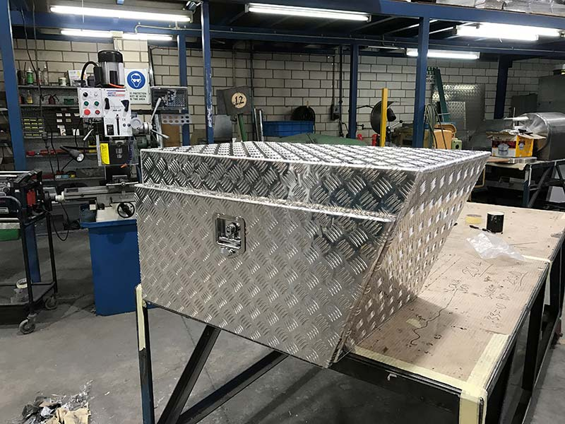 Ute Box