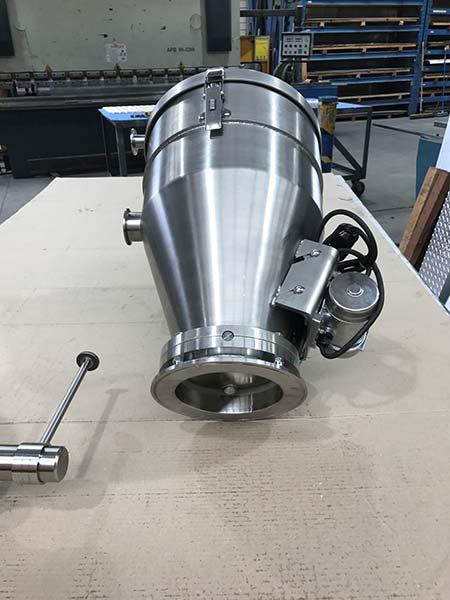 Vacuum Receiver